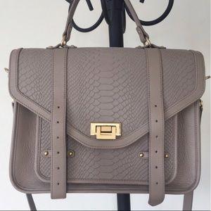 Gigi New York Hayden Satchel Bag